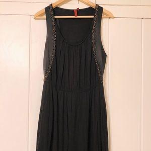 Anthro One September beaded dress